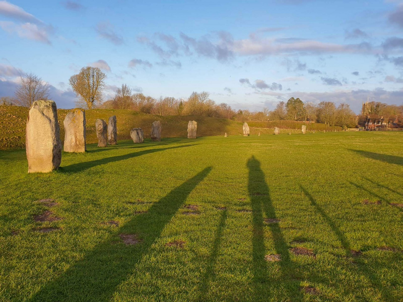 View-of-Northen-Outer-Stone-Circle-Avebury