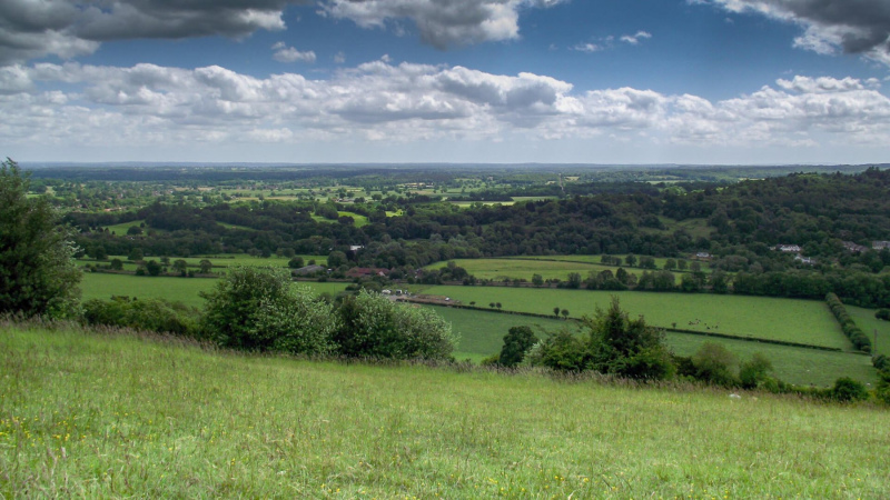 Box-hill-view-on-a-sunny-day