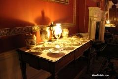 Dining-room-cutleries-in-Attingham-Park