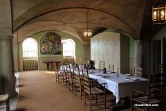 Servants-dining-room-in-Attingham-Park