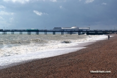 View-of-Brighton-Pier-and-brighton-pebble-beach-on-a-Sunny-Day-Brighton-England