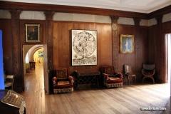 Art-pieces-inside-Castle-Drogo