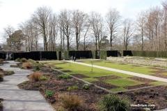 Castle-Drogo-Garden