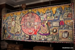 Map-of-Truths-and-Beliefs-by-Grayson-Perry-in-Castle-Drogo