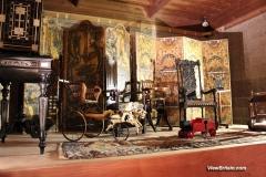 Old-furnitures-inside-Castle-Drogo