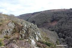 Tor-cliffs-on-walks-near-Castle-Drogo