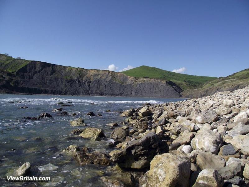 Chapmans-Pool-Cliffs-Dorset-England