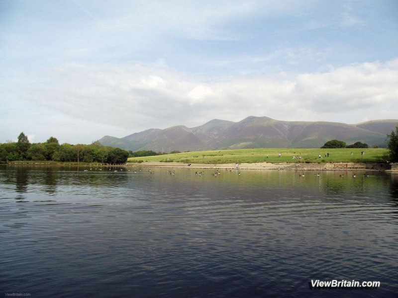 View-of-Skiddaw-Mountain-from-Derwentwater-Lake-Lake-District-National-Park