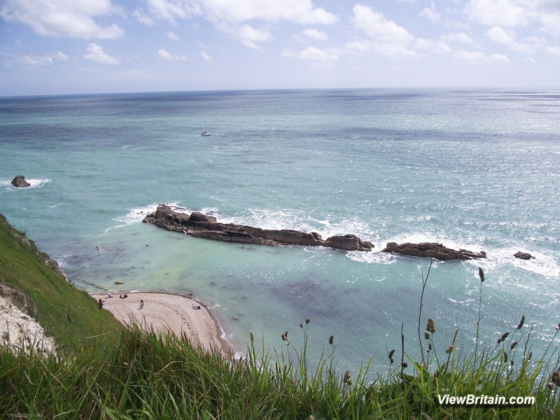 Perfect-for-Scuba-Diving-and-Snorkeling-Lulworth-Dorset-England