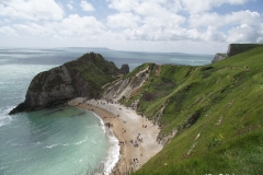 View-of-Durdle-Door-from-East-Dorset-England