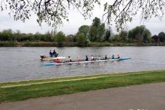 Rowing-boats-at-Thames-Kingston-UK