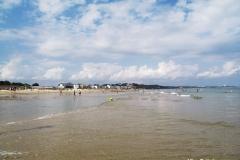Poole-Beach-on-a-Sunny-day