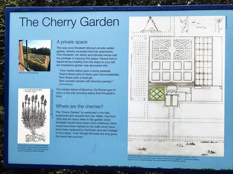 map-of-the-cherry-garden-ham-ham-house