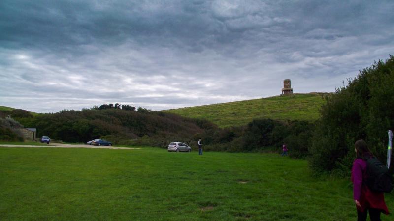 Kimmeridge_bay-car-park