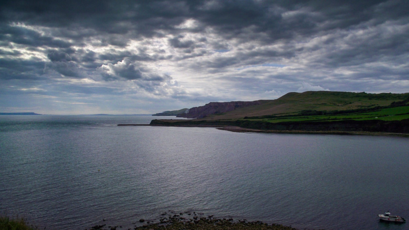 Kimmeridge_bay-panoramic-view-from-clavel-tower