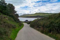 Kimmeridge_bay-approach-road