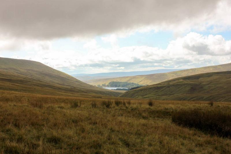 climbing-pen-y-fan-views-of-brecon-reservoir
