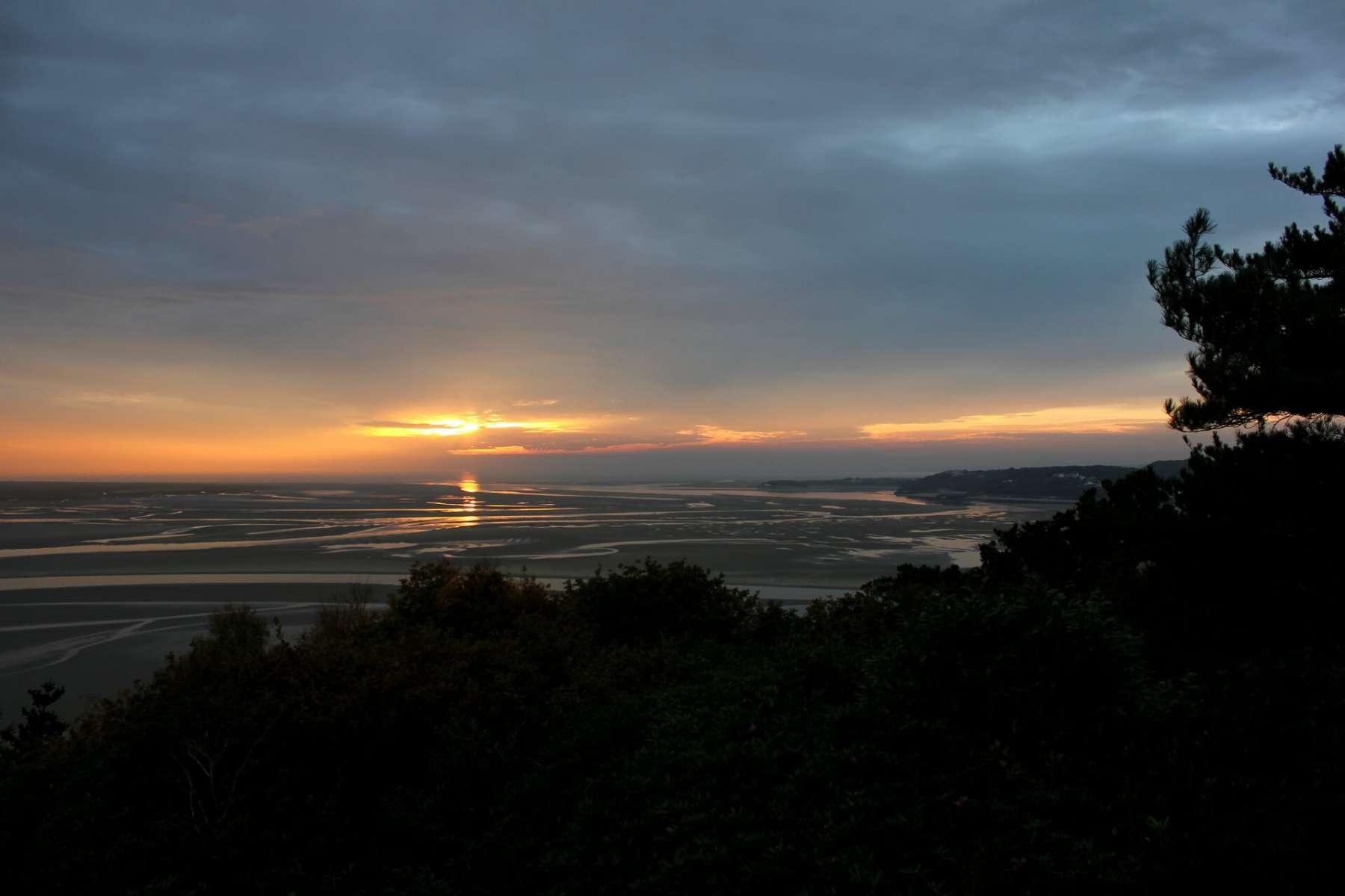 portmeirion-sunset