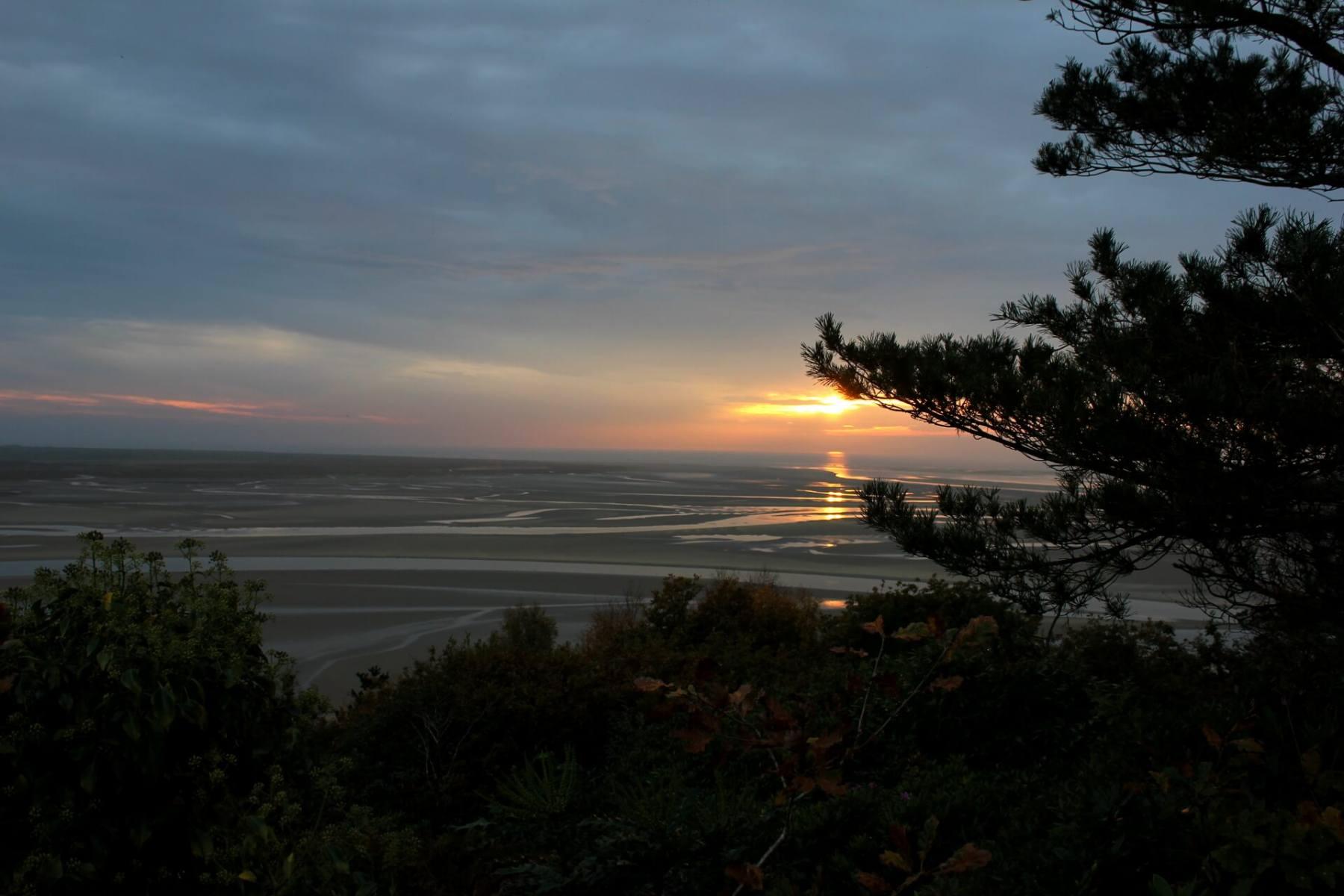sunset-at-portmeirion
