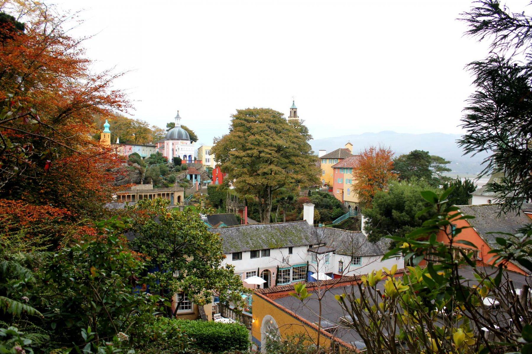 view-of-portmeirion-village