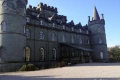 Inveraray-Castle-up-close-Inveraray-Scotland
