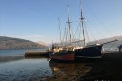 Loch-Fyne-near-Inveraray-Town-Argyll-and-Bute-Scotland