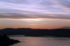 Oban-just-after-sunset-Scotland