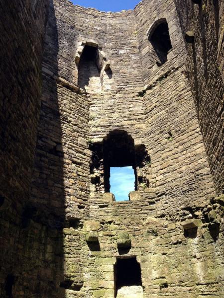 Beaumaris-Castle-Inner-Ward-Tower-Inside