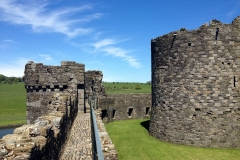 Beaumaris-Castle-Outer-Wall