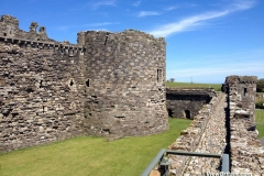 Beaumaris-castle-Inner-Ward-Tower