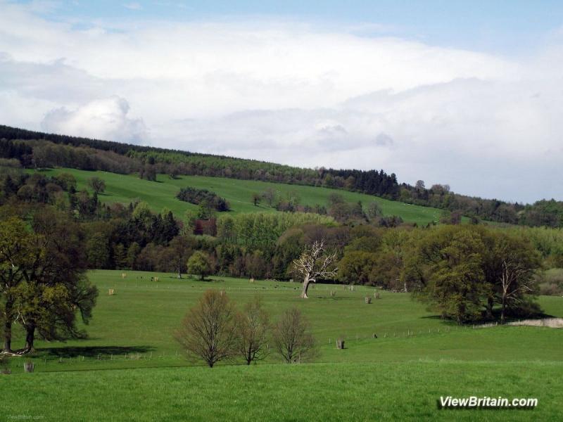Chirk-Castle-Parklands-Wales