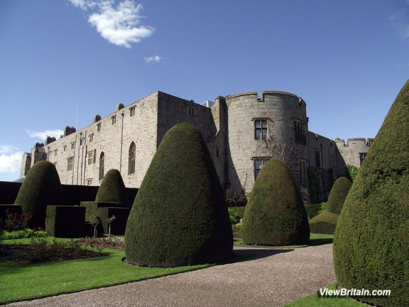 Chirk-Castle-Wrexham-Wales