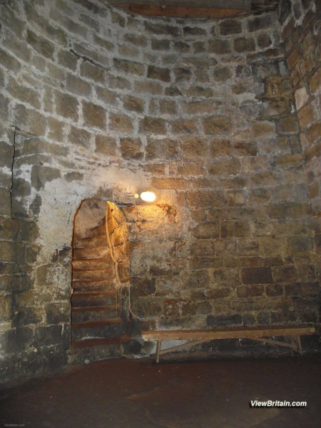 Medieval-Dungeon-27-feet-underground-at-Chirk-Castle-Wales