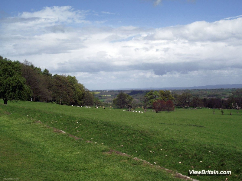 View-across-the-Chirk-Castle-Farmlands-over-the-planned-Ha-Ha-Wales