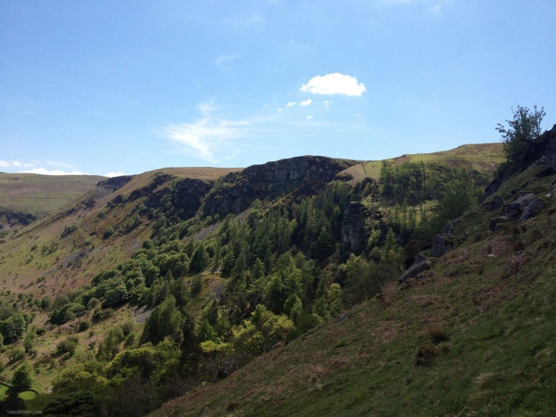 View-of-Nanty-Gaseg-valley-from-Pistyll-Rhaeadr