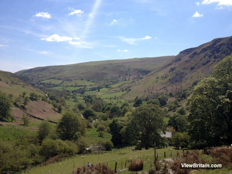 View-of-Nanty-Gaseg-valley-near-pistyll-rhaeadr-waterfall-Powys-Wales