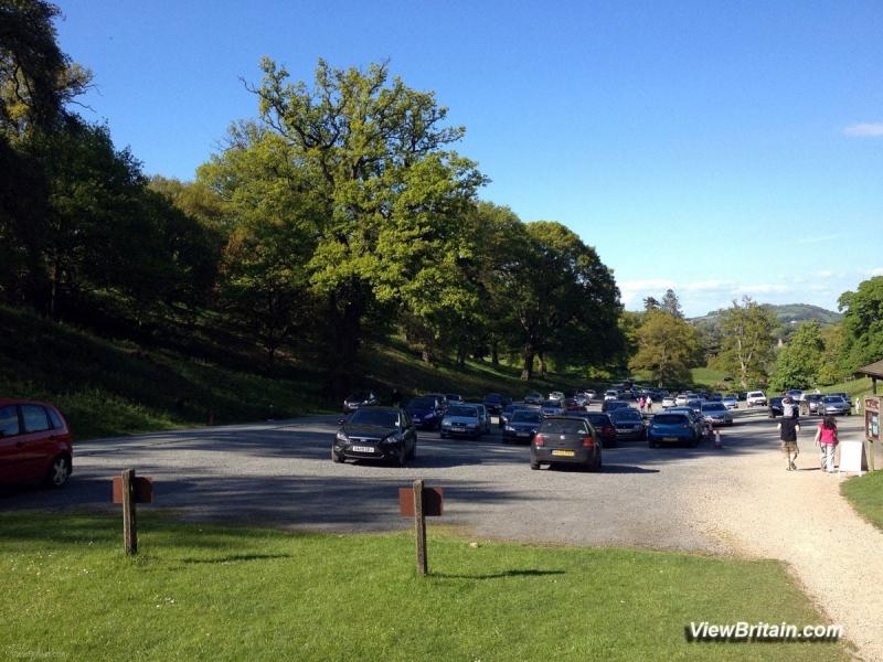 Powis-Castle-Car-Park