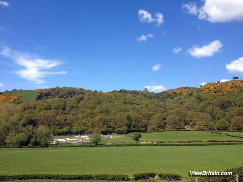 Powis-Castle-Surrounding-grounds-Powys-Wales