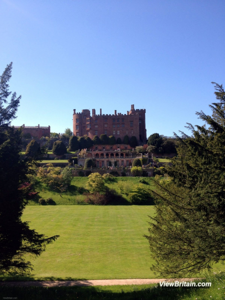 Powis-Castle-View-from-Gardens