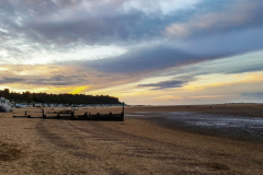 wells-next-the-sea-beach-at-sunset