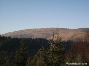 Aberfoyle – Loch Ard Forest – Scotland tourist information, pictures and places to visit