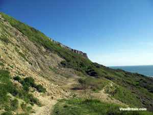 How to get to Chapman's Pool, details of the walk and nearest car park