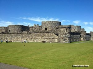 Read more about the article Beaumaris Castle, a World Heritage Site – Medieval Castle in Anglesey, Wales