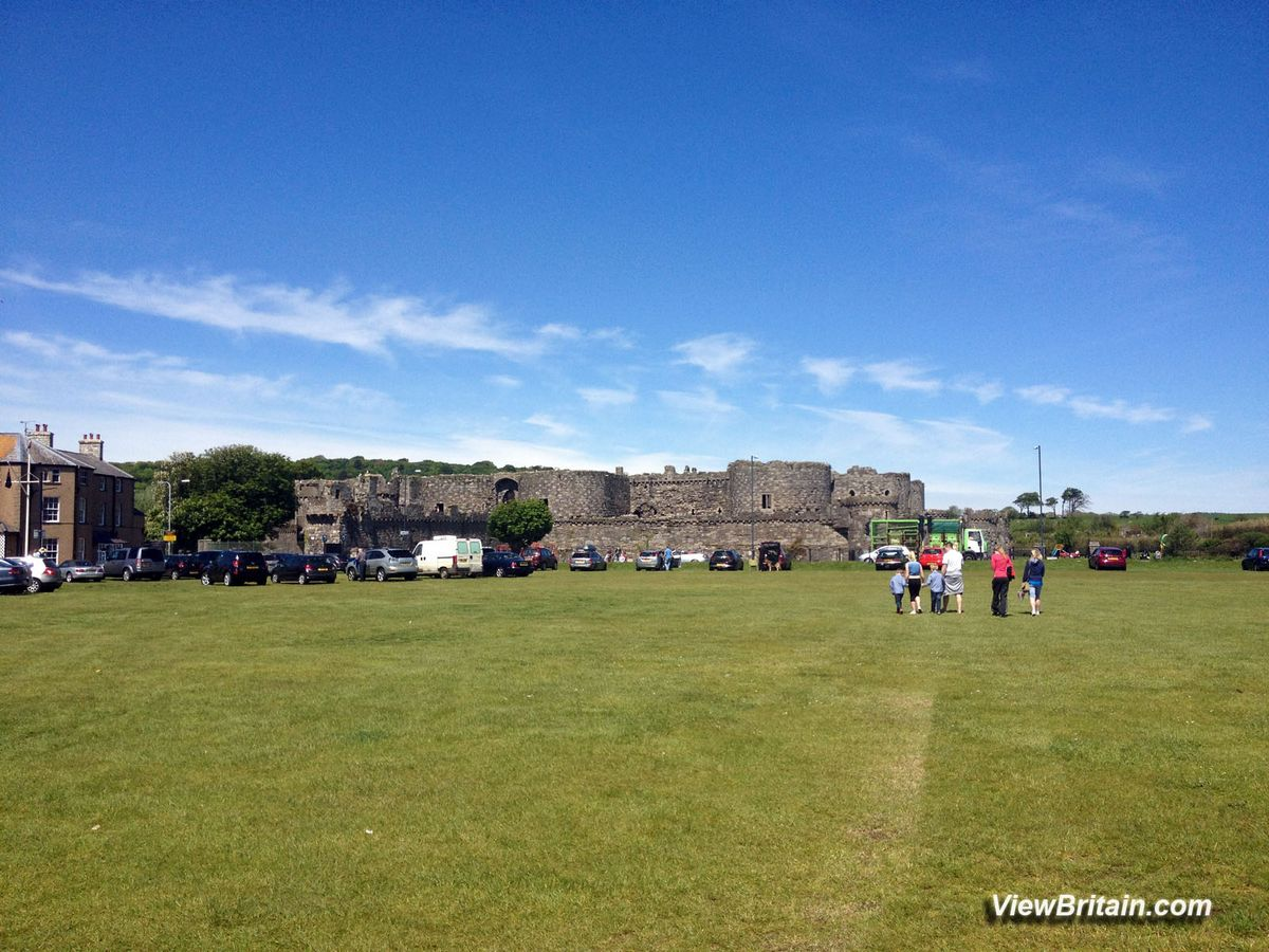 Beaumaris Castle entrance fees, opening times and access information