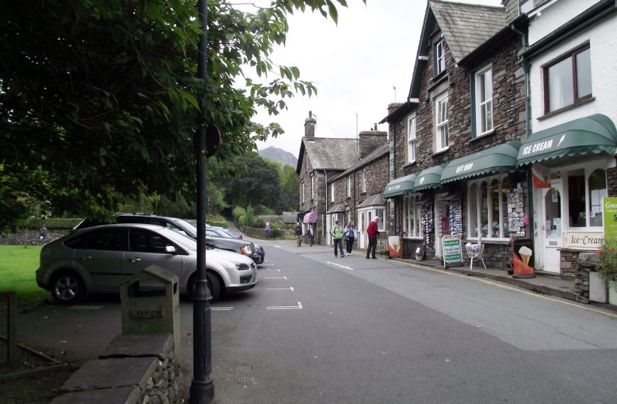 How to get to Grasmere by Train, Bus or Car, Postcode for Grasmere and maps