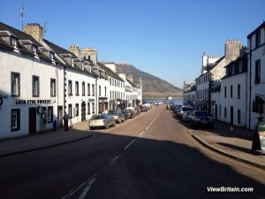 Inveraray of Argyll and Bute – Tourist Information, Pictures and Things To Do