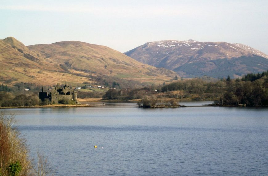 Inveraray to Oban Scenic Drive