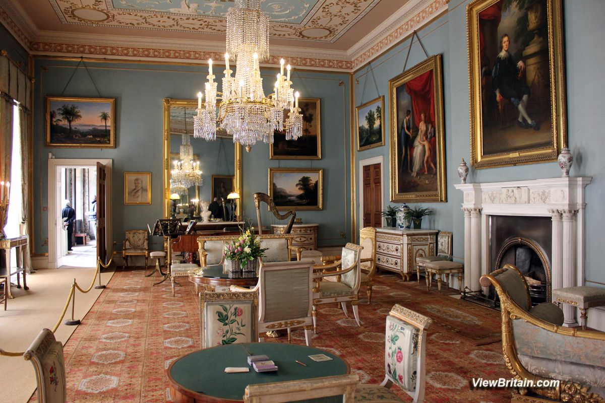 Read more about the article Attingham Park – A Grade I listed country house in Shropshire