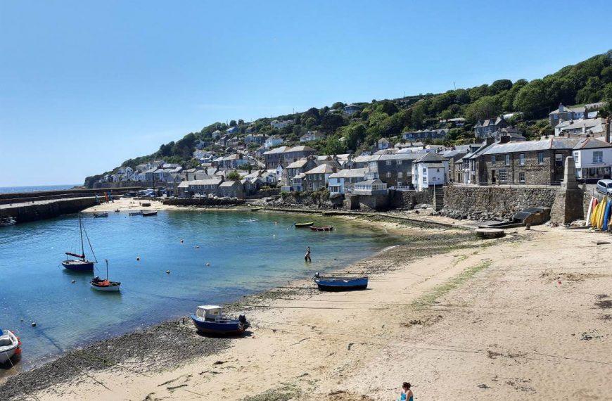 Visiting Mousehole: The Legendary Cornish Fishing Village