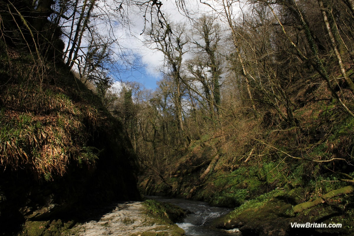 Read more about the article Lydford Gorge – The Deepest Gorge in South West of England